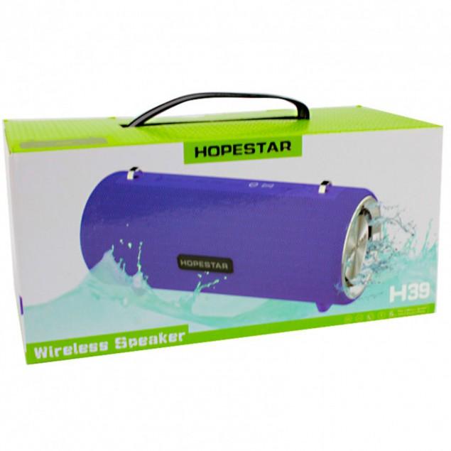 Bluetooth Колонка Hopestar H39 Blue