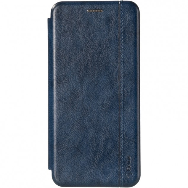 Book Cover Leather Gelius for Xiaomi Redmi 9t Blue