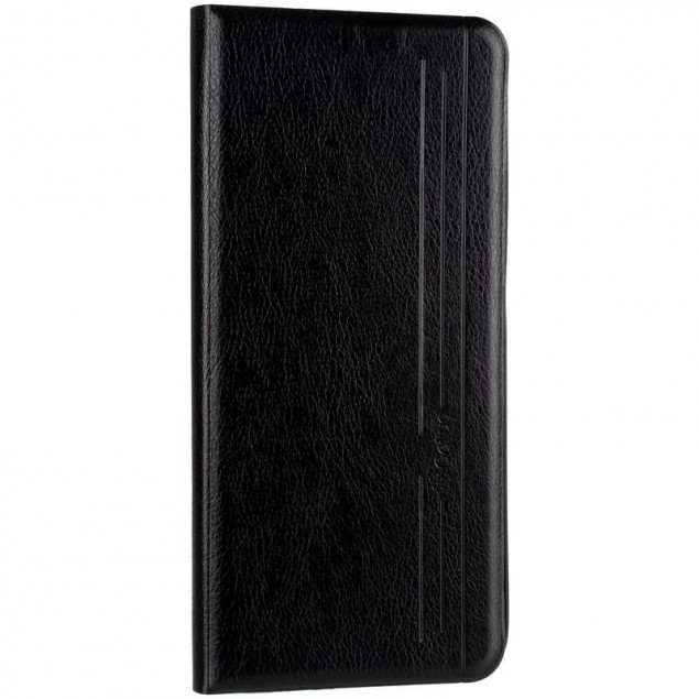 Book Cover Leather Gelius New for Xiaomi Mi 10t Black