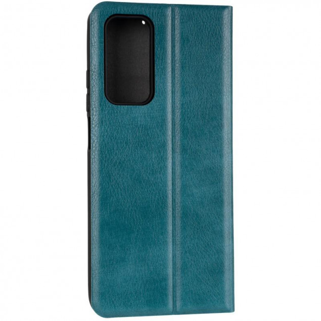 Book Cover Leather Gelius New for Xiaomi Mi 10t Green