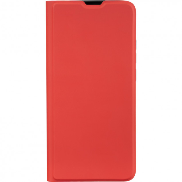 Book Cover Gelius Shell Case for Xiaomi Redmi 9c Red