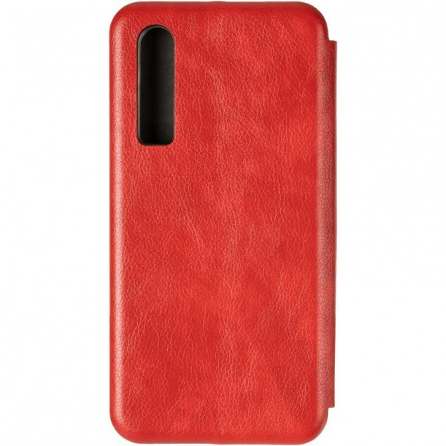 Book Cover Leather Gelius for Huawei P30 Red