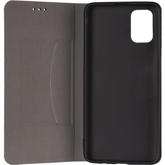 Book Cover Leather Gelius New for Samsung M515 (M51) Green