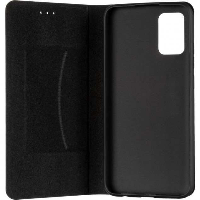 Book Cover Leather Gelius New for Samsung A025 (A02s) Black
