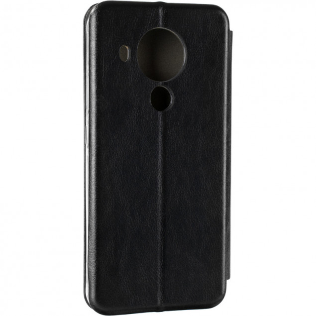 Book Cover Leather Gelius for Nokia 5.4 Black