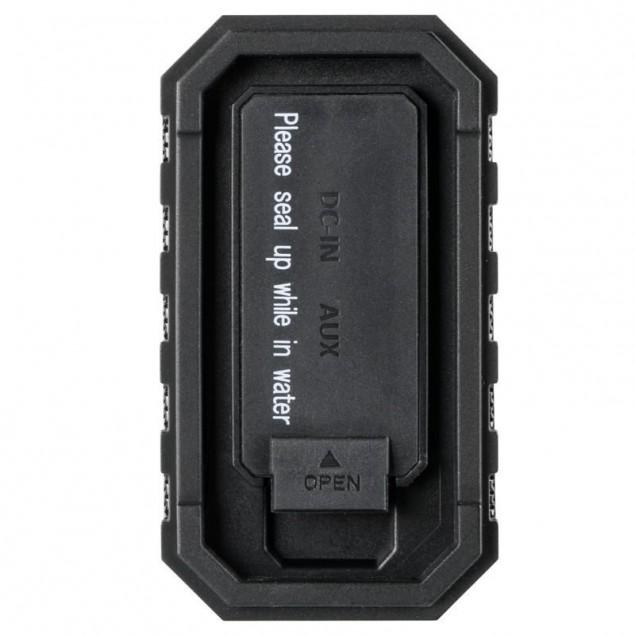 Bluetooth Speaker Krazi Orca (Waterproof) KZBS-002 Black (12 мес)