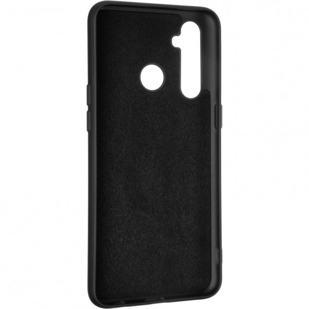 Full Soft Case for Realme 5 Pro Black