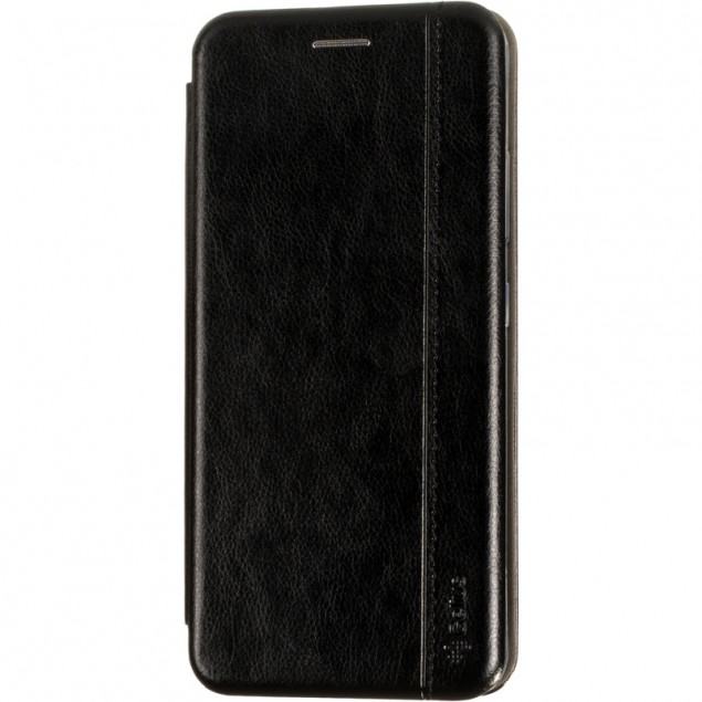 Book Cover Leather Gelius for Samsung A325 (A32) Black