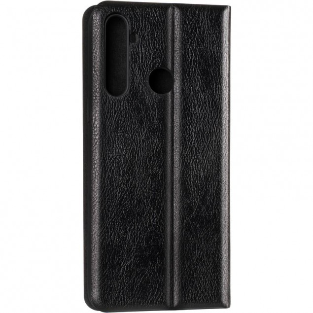 Book Cover Leather Gelius New for Realme C3 Black