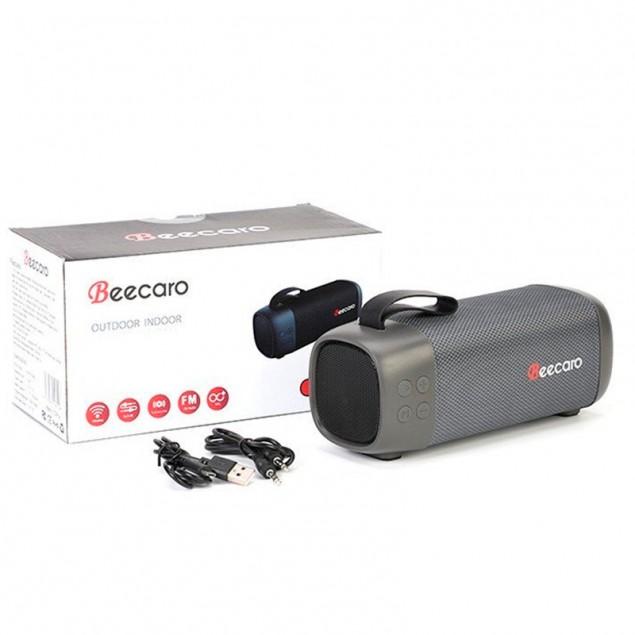 Bluetooth Колонка BeeCaro GF 401 Gray