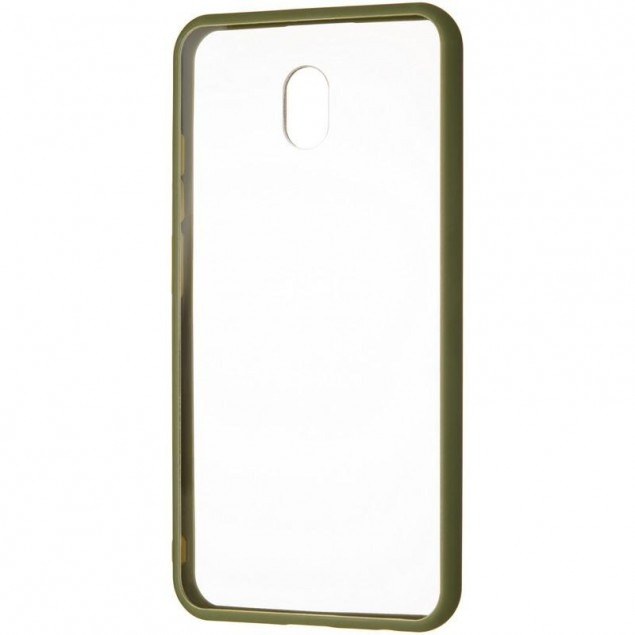 Gelius Bumper Case for Xiaomi Redmi 8a Green
