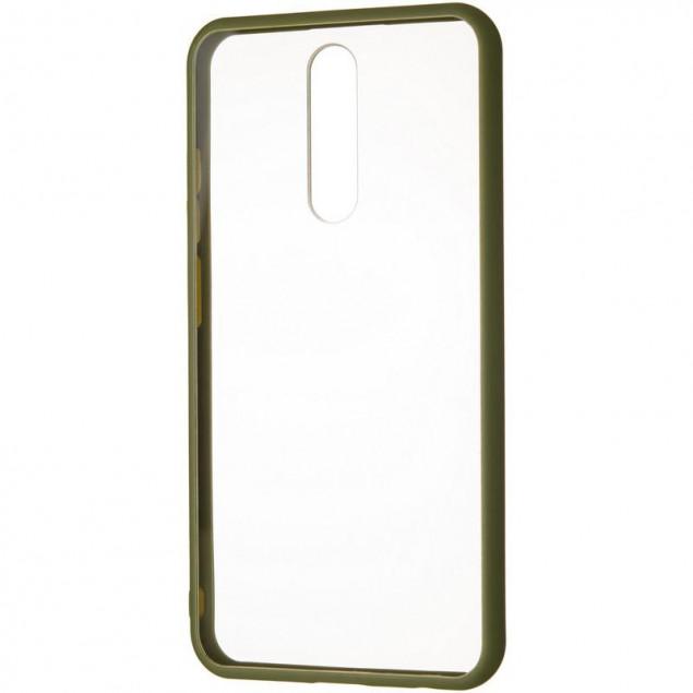 Gelius Bumper Case for Xiaomi Redmi 8 Green