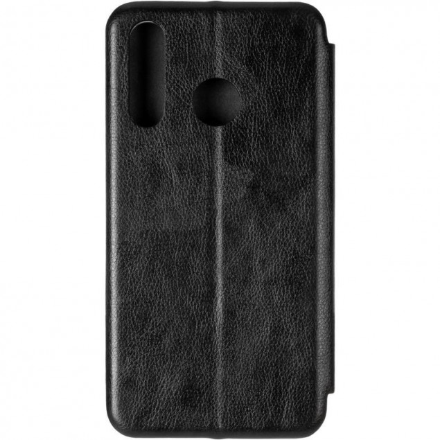 Book Cover Leather Gelius for Huawei P30 Lite Black