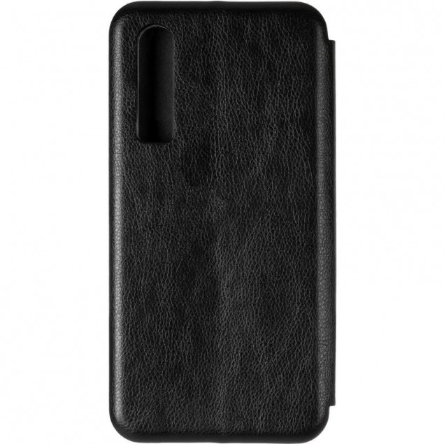 Book Cover Leather Gelius for Huawei P30 Black