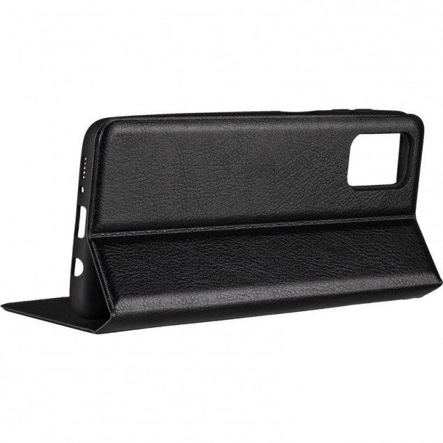 Book Cover Leather Gelius New for Nokia 5.3 Black