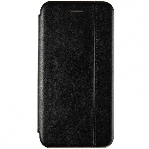 Book Cover Leather Gelius for Xiaomi POCO X3 Black