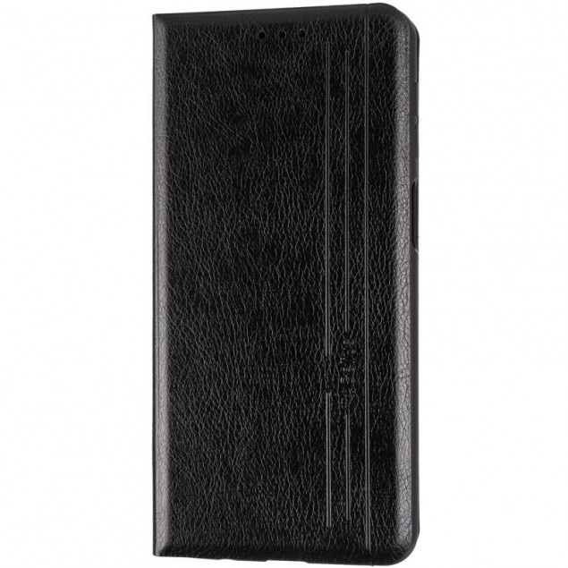 Book Cover Leather Gelius New for Samsung M317 (M31s) Black