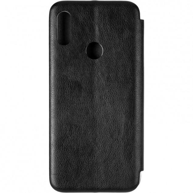 Book Cover Leather Gelius for Xiaomi Redmi Note 7 Black