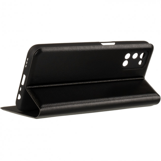Book Cover Leather Gelius New for Samsung A525 (A52) Black