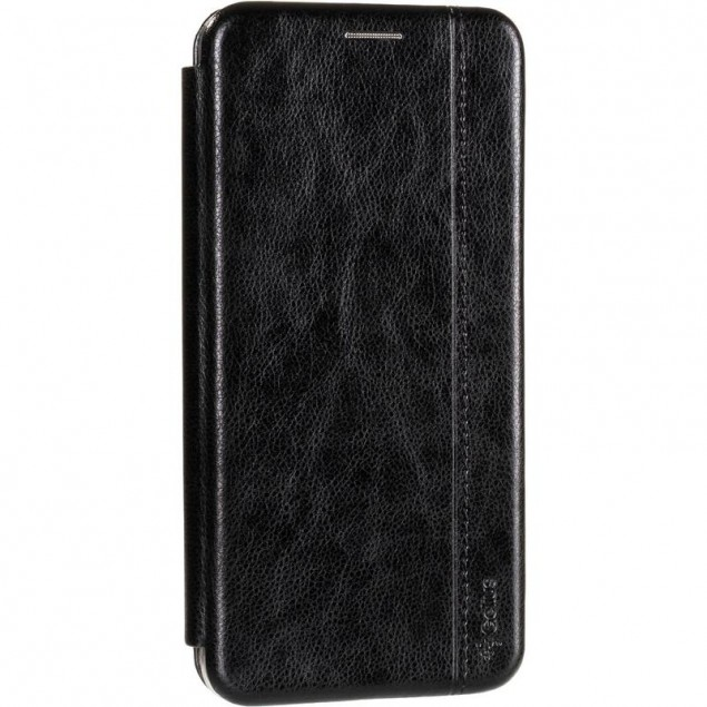 Book Cover Leather Gelius for Samsung M515 (M51) Black