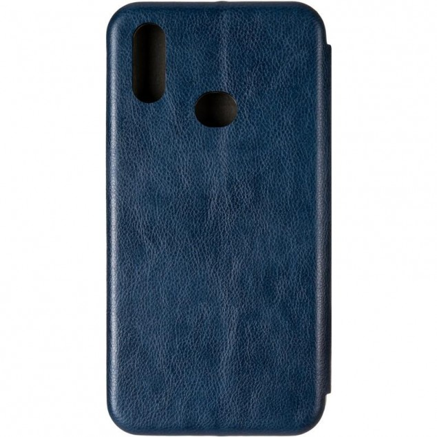 Book Cover Leather Gelius for Samsung A107 (A10s) Blue
