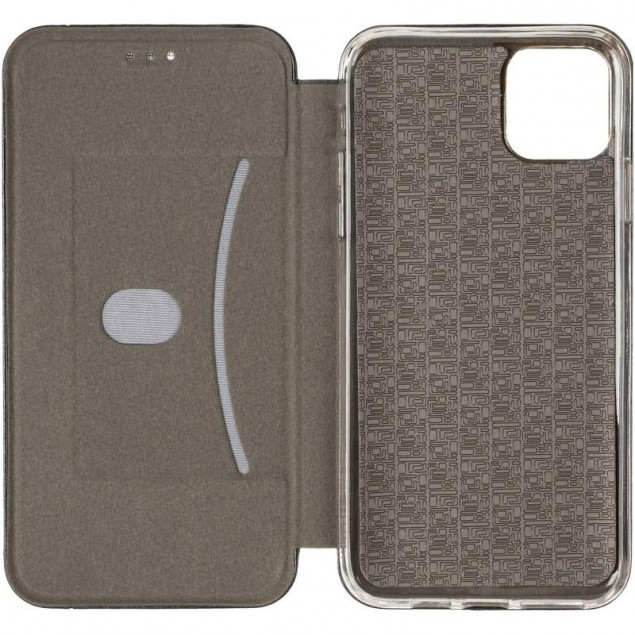 Book Cover Leather Gelius for iPhone 11 Pro Max Black