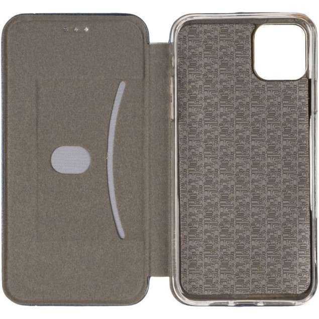 Book Cover Leather Gelius for iPhone 11 Pro Max Blue