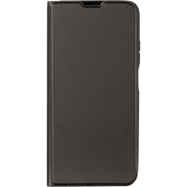 Book Cover Gelius Shell Case for Nokia 2.4 Black