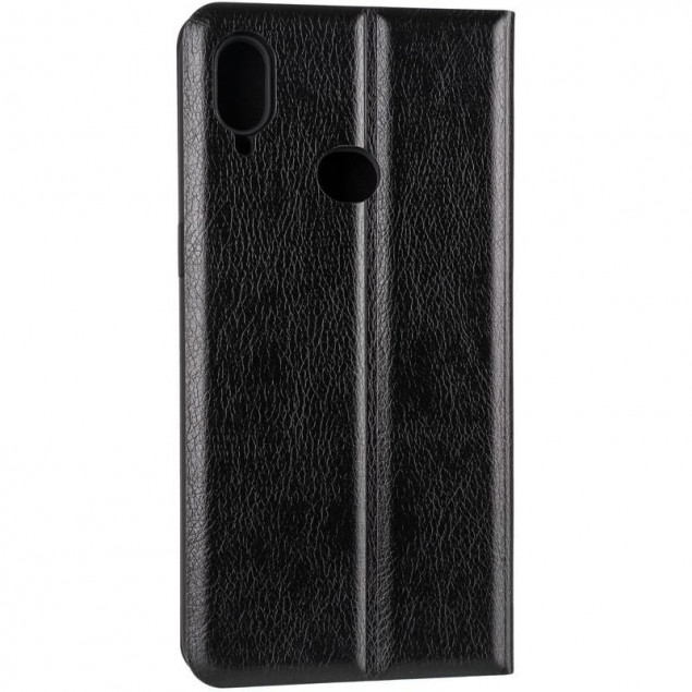 Book Cover Leather Gelius New for Samsung A107 (A10s) Black