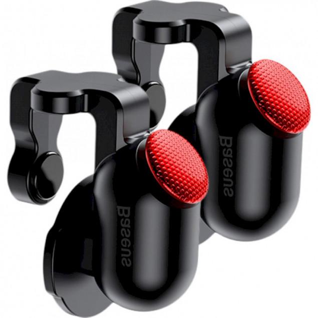 Baseus Red-Dot Mobile Game Scoring Tool Black (ACHDCJ-01)(Триггер для смартфона)