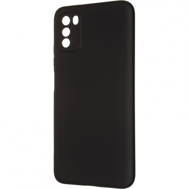 Full Soft Case for Xiaomi Poco M3 Black