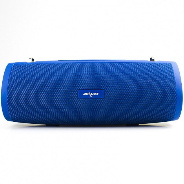 Bluetooth Колонка Zealot S39 Blue