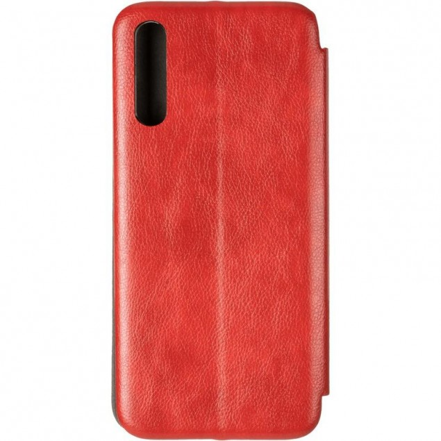 Book Cover Leather Gelius for Huawei Y8P/P Smart S Red