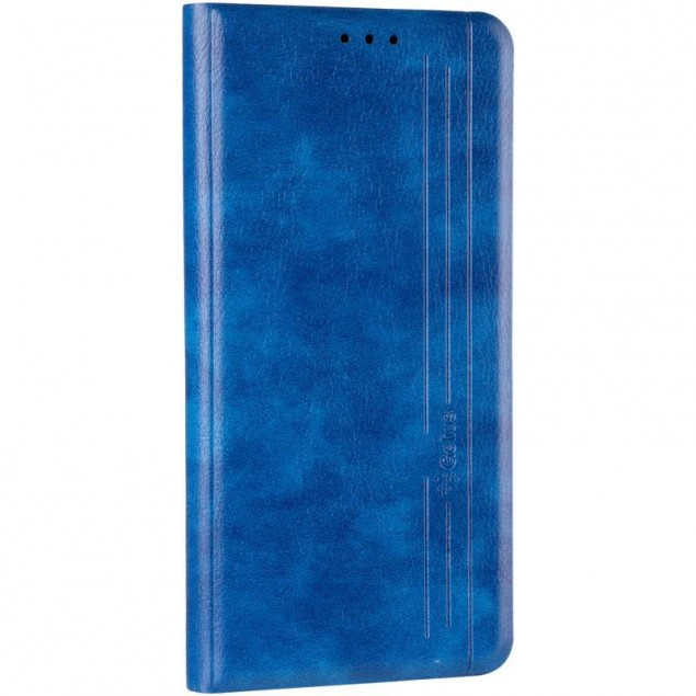 Book Cover Leather Gelius New for Samsung A515 (A51) Blue