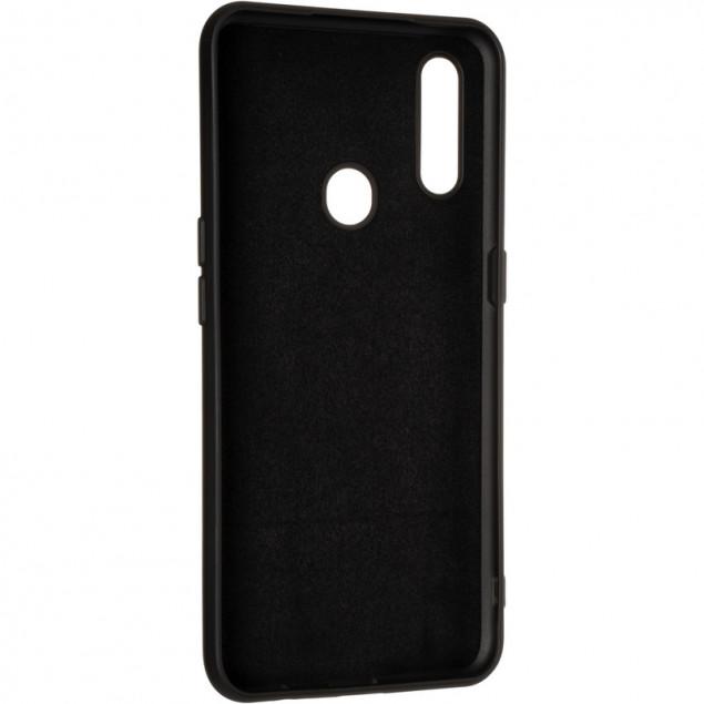 Full Soft Case for Oppo A31 Black