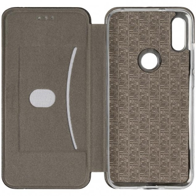 Book Cover Leather Gelius for Xiaomi Mi Play Black