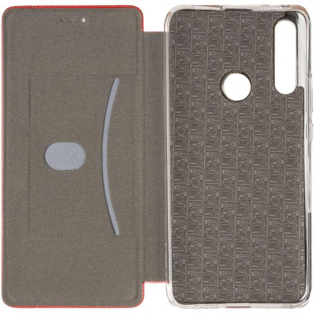 Book Cover Leather Gelius for Huawei P Smart Z Red