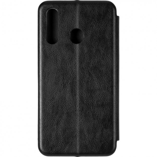 Book Cover Leather Gelius for Samsung A606 (A60) Black