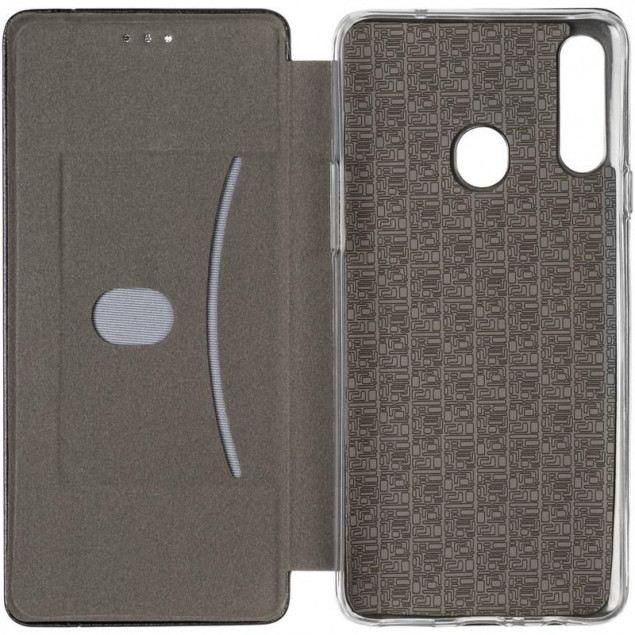 Book Cover Leather Gelius for Samsung A207 (A20s) Black
