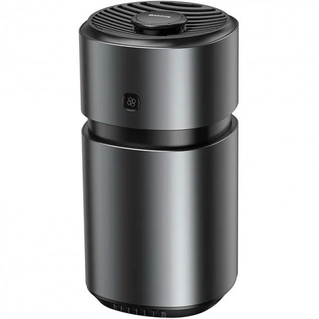 Baseus Breeze fan Air Freshener (SUXUN-WF01) Black (Автомобильный освежитель воздуха)