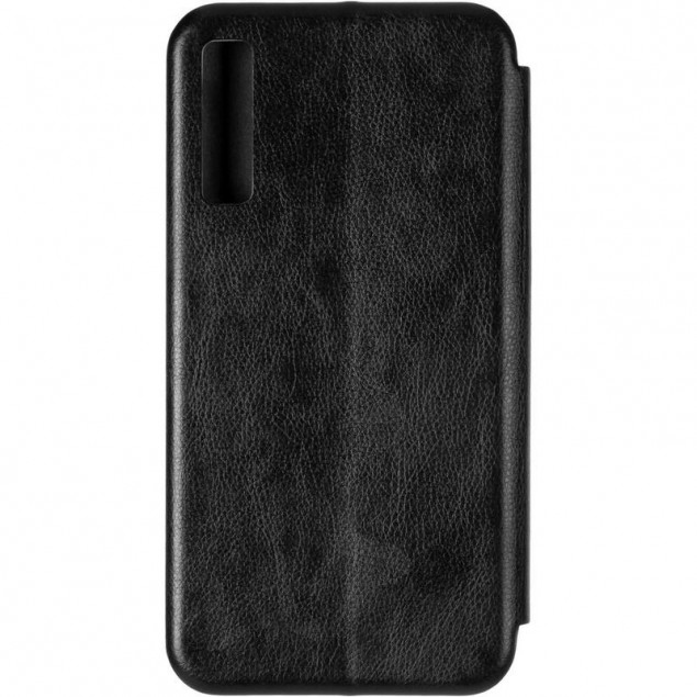 Book Cover Leather Gelius for Samsung A750 (A7-2018) Black