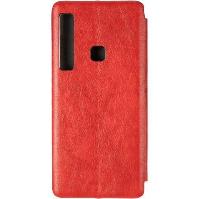 Book Cover Leather Gelius for Samsung A920 (A9-2018) Red