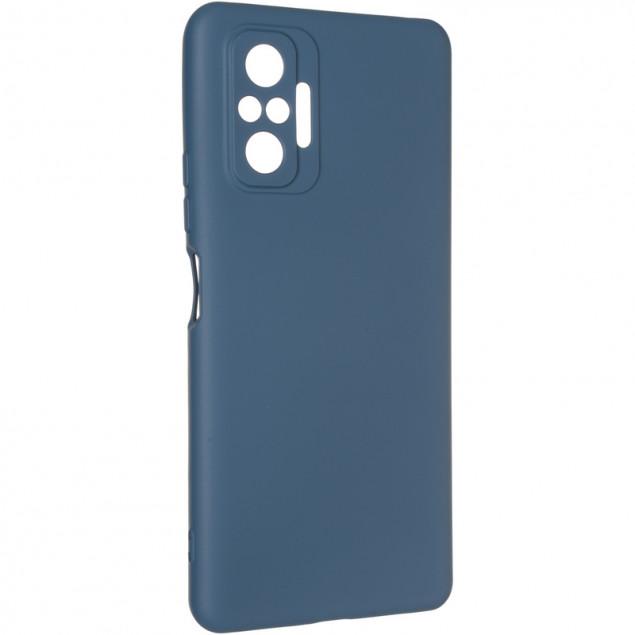 Full Soft Case for Xiaomi Redmi Note 10 Pro Dark Blue