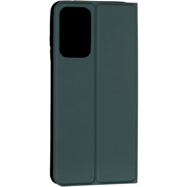 Book Cover Gelius Shell Case for Samsung A125 (A12)/M127 (M12) Green