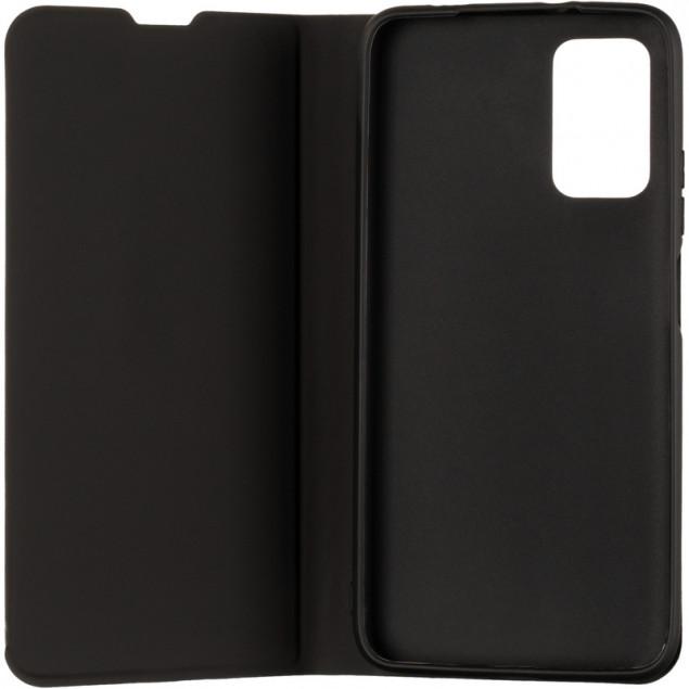 Book Cover Gelius Shell Case for Xiaomi Mi 11 Lite Black