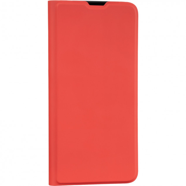 Book Cover Gelius Shell Case for Samsung A225 (A22)/M325 (M32) Red