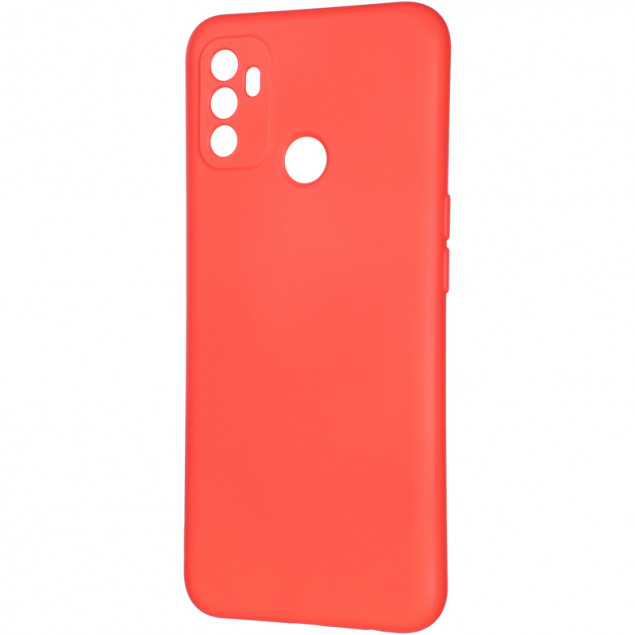 Full Soft Case for Realme C3 Red