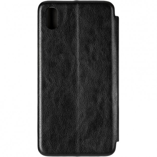 Book Cover Leather Gelius for Huawei Y5 (2019) Black
