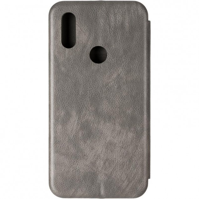 Book Cover Leather Gelius for Xiaomi Redmi 7 Grey