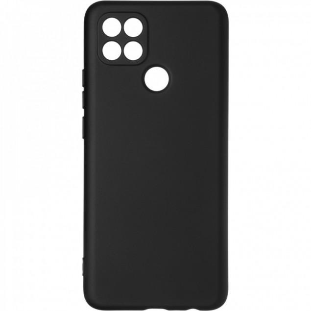 Full Soft Case for Oppo A15s Black